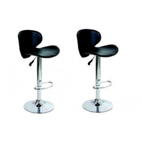 sgabello SAN DIEGO (XH-240-1), coppia di sgabelli design, stool rosso