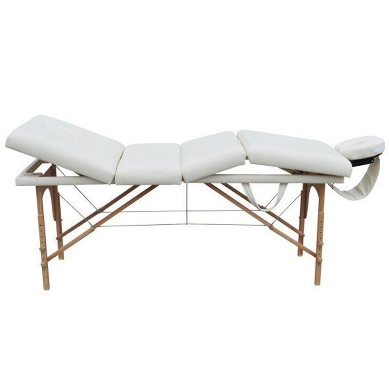 Lettino Massaggio Portatile Leggero.Lettino Massaggio Professionale Lettino 4 Zone Massaggi Udine