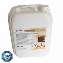 Bioetanolo per biocamini tanica da 10 lt