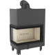 Fireplace MBO 15 BS a sinistra