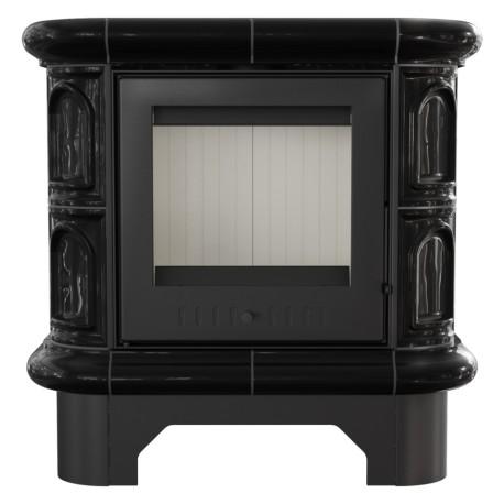 Piastrella nera WK 440